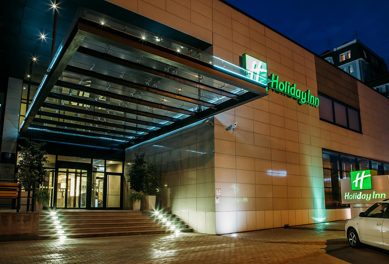 Holiday inn Самара